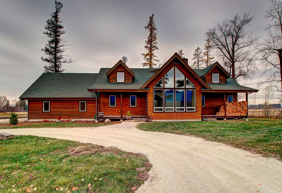 Single Family Home for Sale at 229 Broeder Loop 229 Broeder Loop Kalispell, Montana 59901 United States