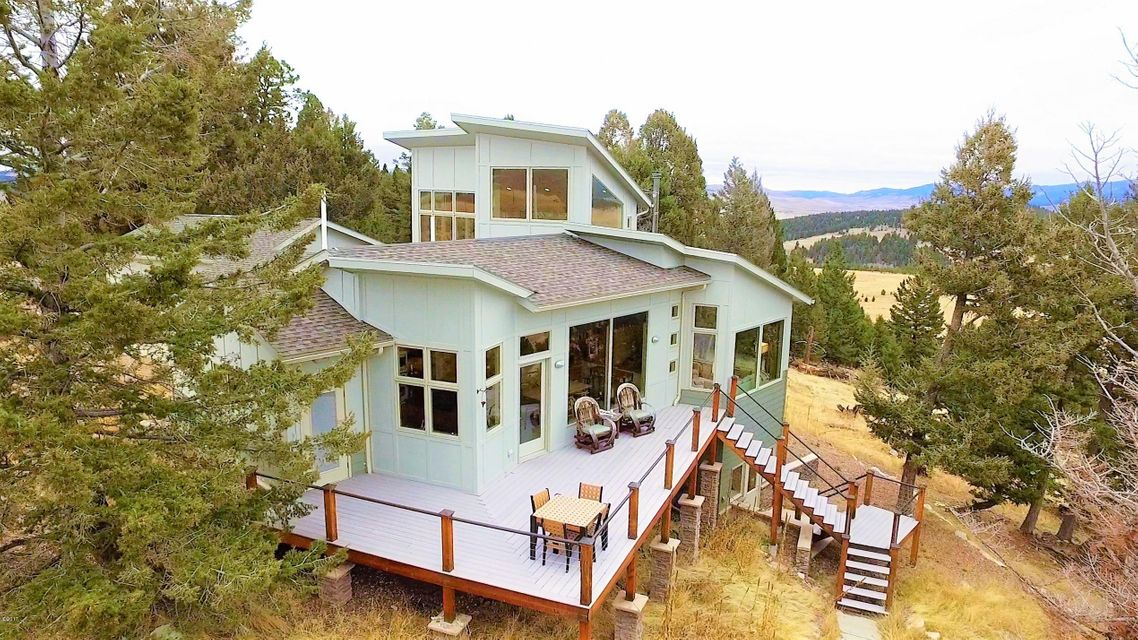 Single Family Home for Sale at 78 Sunny Meadow Lane 78 Sunny Meadow Lane Philipsburg, Montana 59858 United States
