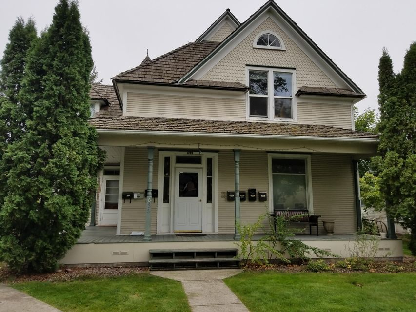 Multi-Family Home for Sale at 633 South 3rd Street 633 South 3rd Street Missoula, Montana 59801 United States