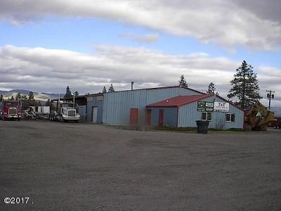 Commercial for Sale at 2172 Us-93 2172 Us-93 Victor, Montana 59875 United States