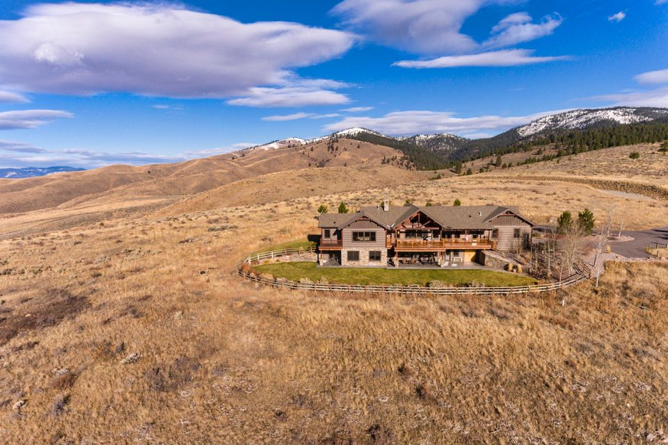 Single Family Home for Sale at 2062 Hawks Peak Drive 2062 Hawks Peak Drive Florence, Montana 59833 United States