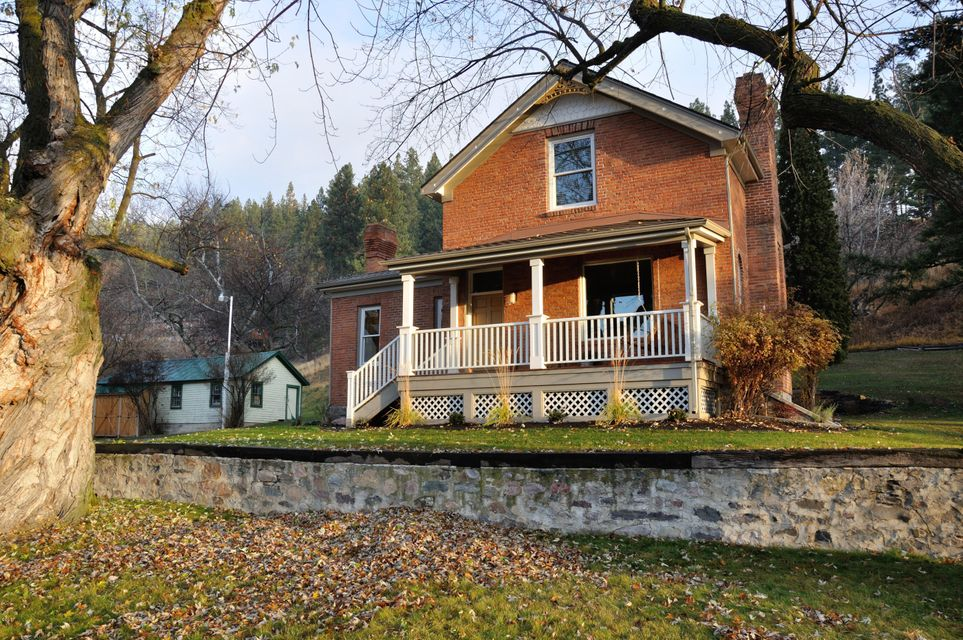 Single Family Home for Sale at 5185 Old Marshall Grade Road 5185 Old Marshall Grade Road Missoula, Montana 59802 United States