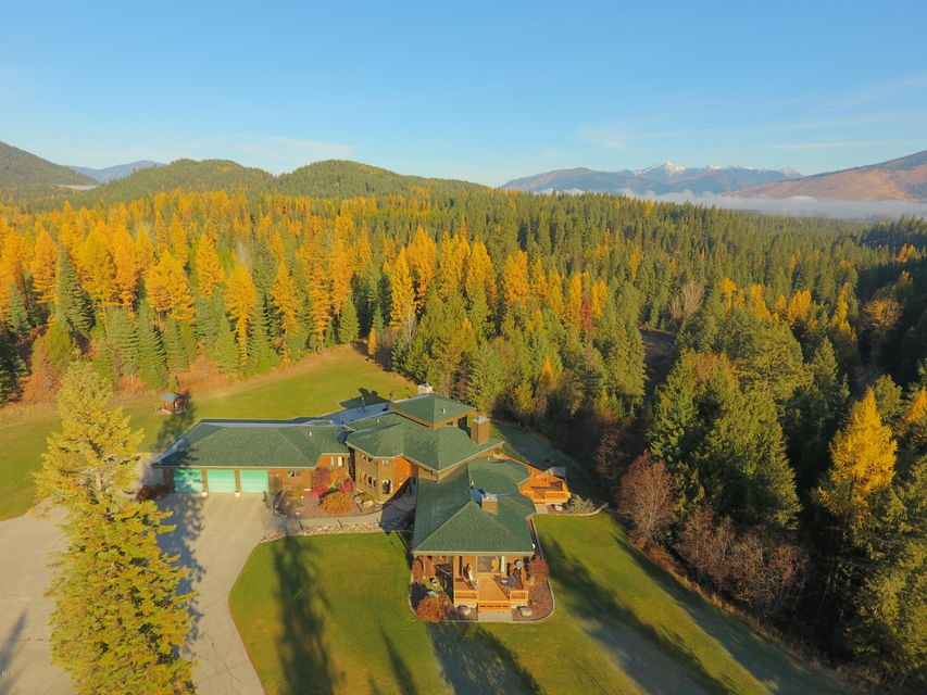 Single Family Home for Sale at 70 Kodi Lane 70 Kodi Lane Trout Creek, Montana 59874 United States