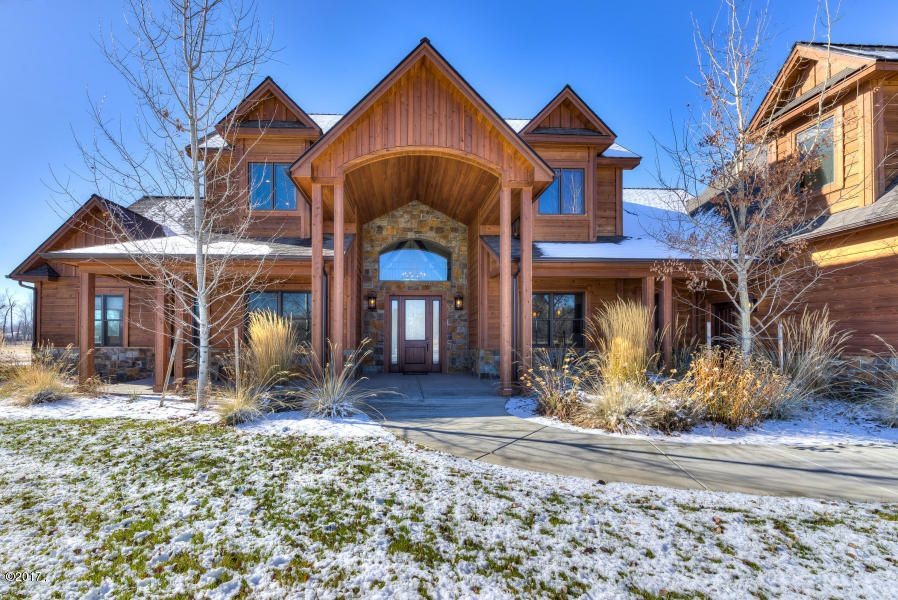 Single Family Home for Sale at 326 Hillside Ranch Road 326 Hillside Ranch Road Victor, Montana 59875 United States