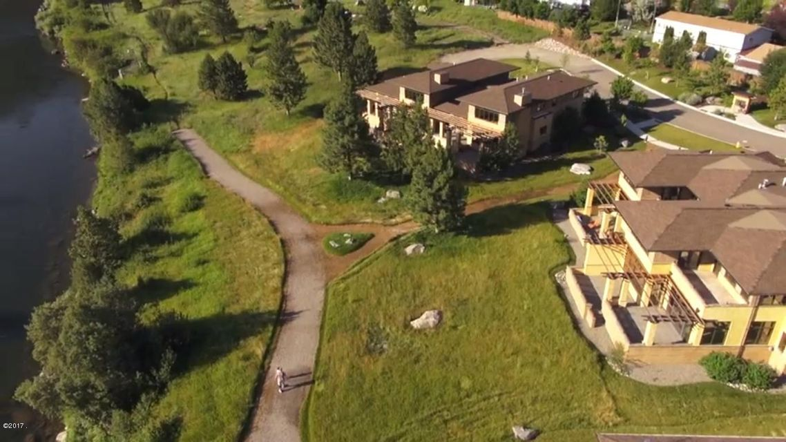 Single Family Home for Sale at Lot 15 Waters Edge Lot 15 Waters Edge Missoula, Montana 59802 United States