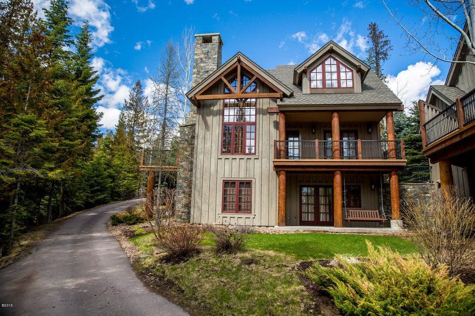 Single Family Home for Sale at 2239 Larkspur Lane 2239 Larkspur Lane Whitefish, Montana 59937 United States