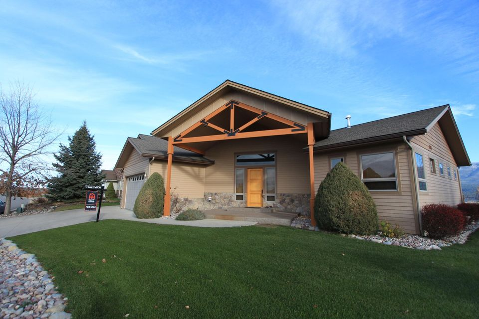Single Family Home for Sale at 318 Montana Landing 318 Montana Landing Polson, Montana 59860 United States
