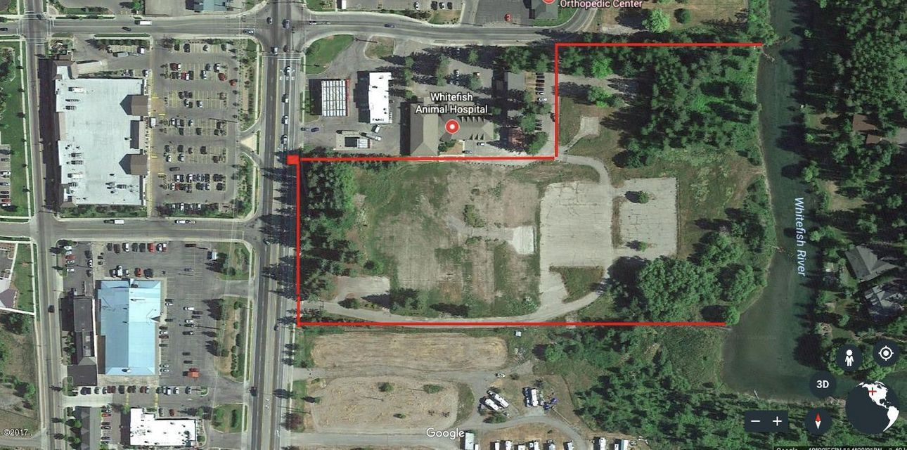 Commercial for Sale at 6575 Hwy 93 South 6575 Hwy 93 South Whitefish, Montana 59937 United States