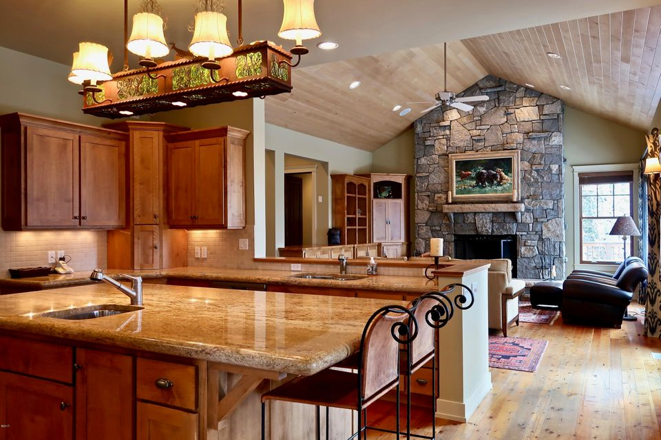 6. Kitchen to Great Room