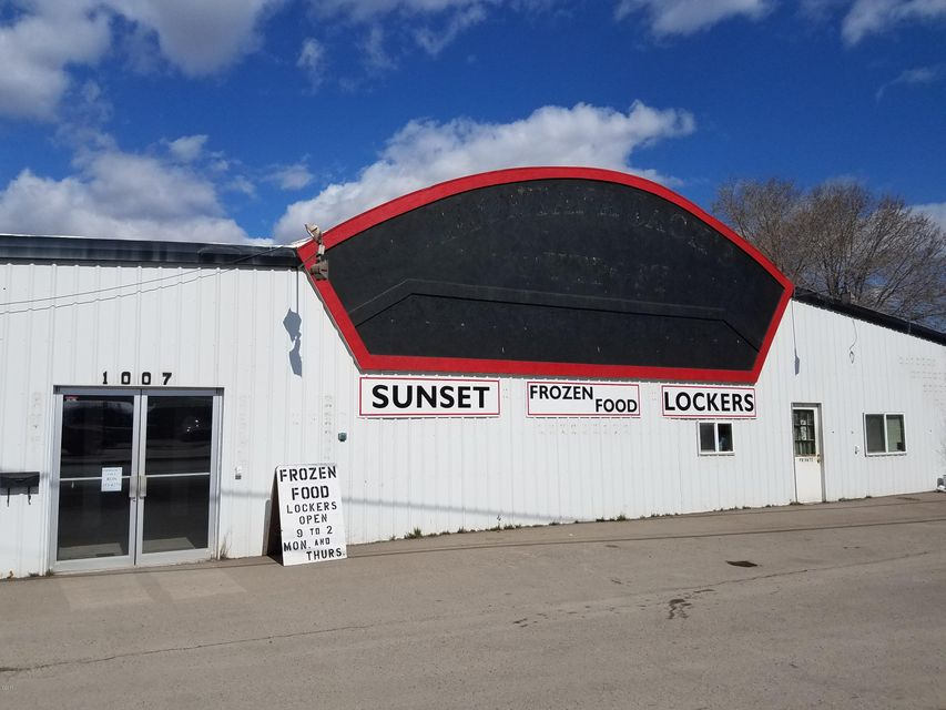 Commercial for Sale at 1007 East Idaho Street 1007 East Idaho Street Kalispell, Montana 59901 United States