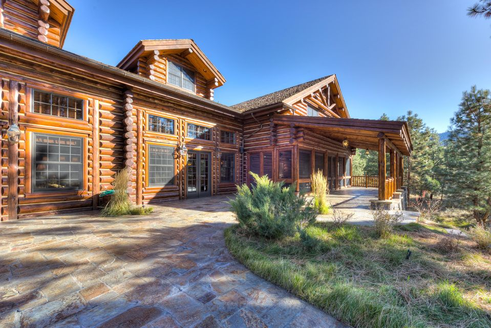 Single Family Home for Sale at 497 Fanny Witherspoon Trail 497 Fanny Witherspoon Trail Hamilton, Montana 59840 United States