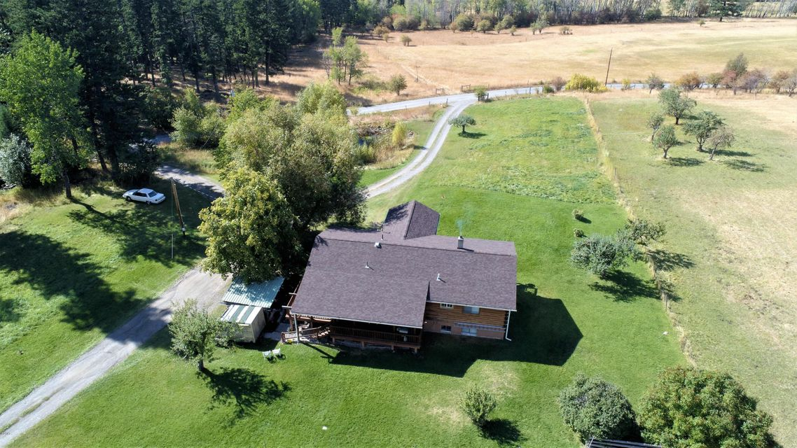 Single Family Home for Sale at 4258 Indian Creek Road 4258 Indian Creek Road Eureka, Montana 59917 United States