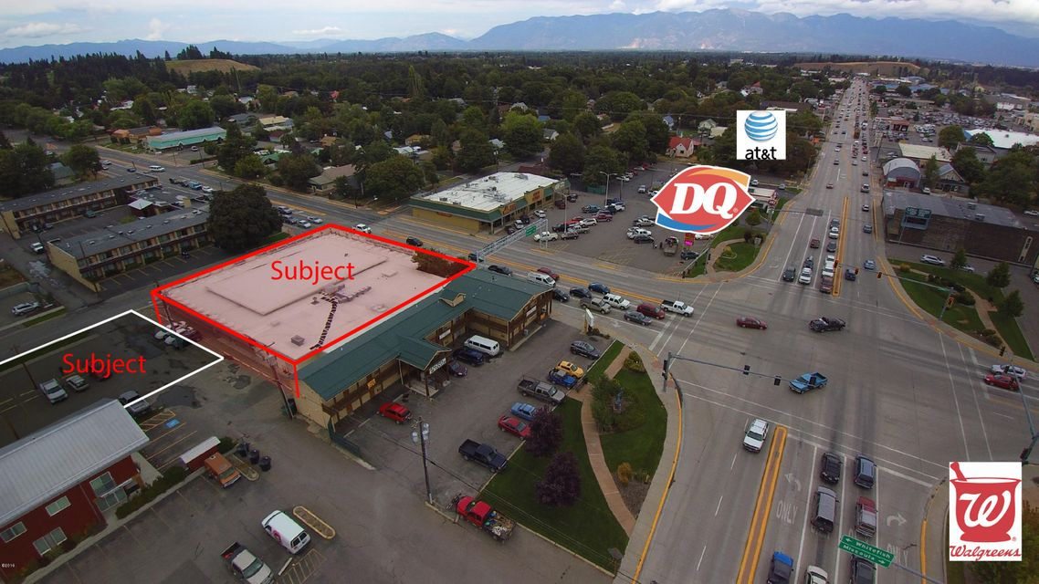 Commercial for Sale at 290 North Main Street 290 North Main Street Kalispell, Montana 59901 United States