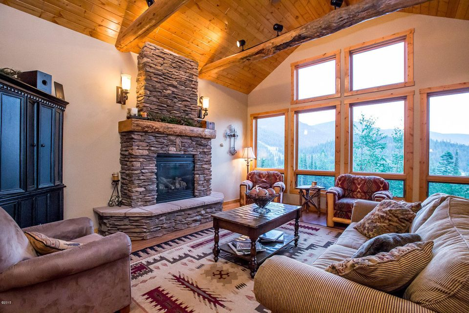 Single Family Home for Sale at 101 Wood Run Court 101 Wood Run Court Whitefish, Montana 59937 United States