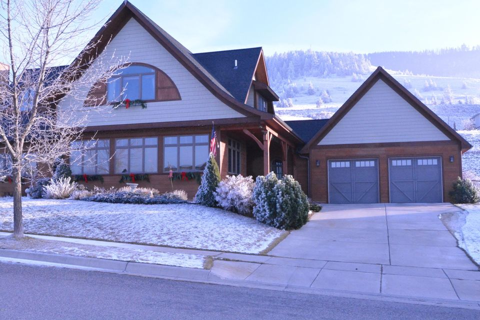 Single Family Home for Sale at 702 Spanish Peaks Drive 702 Spanish Peaks Drive Missoula, Montana 59803 United States