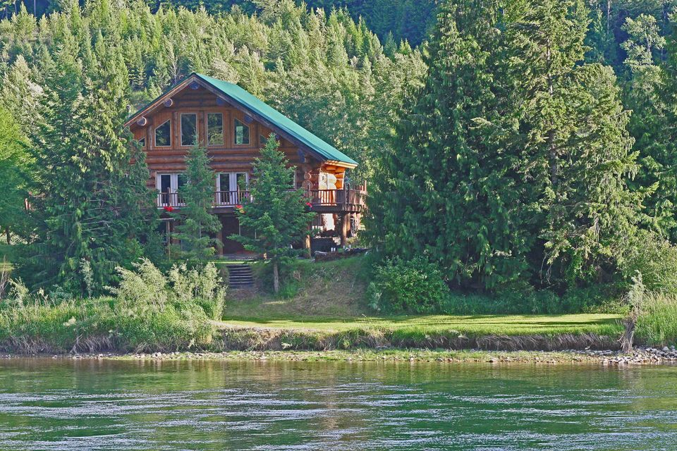 Single Family Home for Sale at 131 Cedar Meadow Road 131 Cedar Meadow Road Libby, Montana 59923 United States