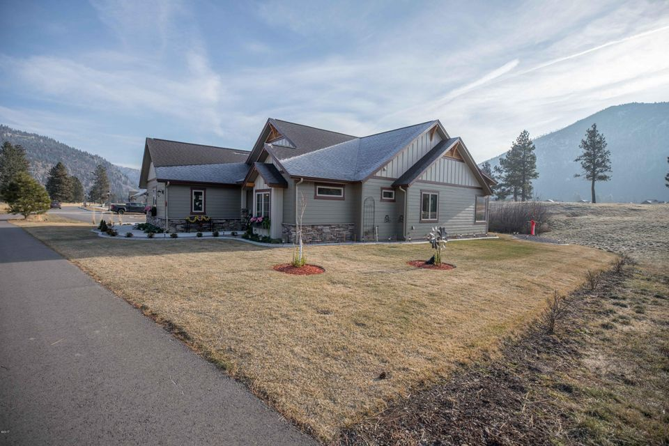 Single Family Home for Sale at 401 Cahill Rise 401 Cahill Rise Missoula, Montana 59802 United States