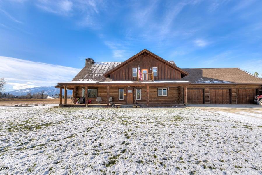 Single Family Home for Sale at 772 Us-93 772 Us-93 Hamilton, Montana 59840 United States