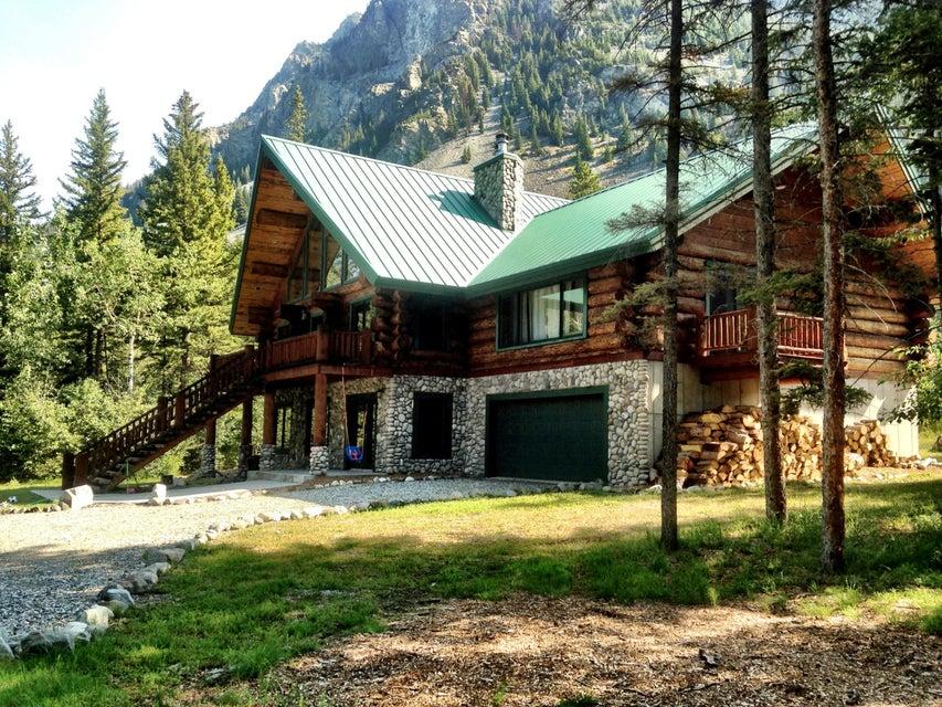 Single Family Home for Sale at 35a Ken Dan Lane 35a Ken Dan Lane McLeod, Montana 59052 United States