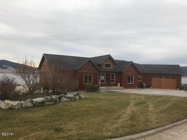 Single Family Home for Sale at 251 Old Stage Coach Road 251 Old Stage Coach Road Dayton, Montana 59914 United States