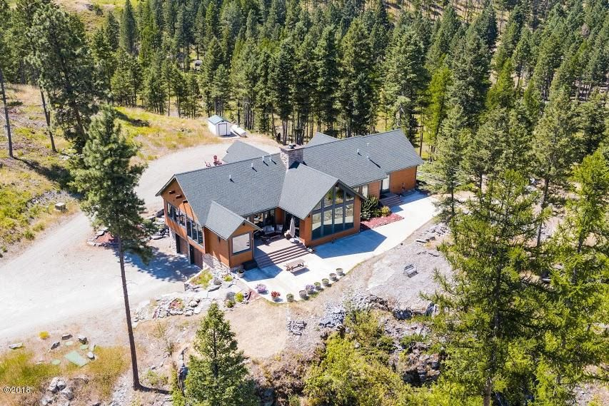 Single Family Home for Sale at 600 Rhodes Draw 600 Rhodes Draw Kalispell, Montana 59901 United States