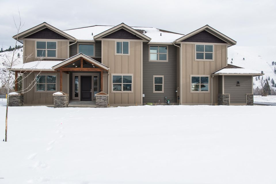 Single Family Home for Sale at 11593 Hughes Court 11593 Hughes Court Lolo, Montana 59847 United States