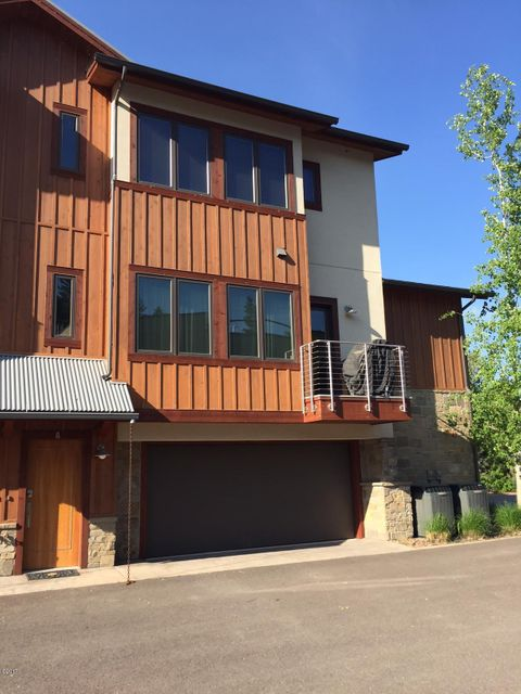 Single Family Home for Sale at 88 Parkway Avenue 88 Parkway Avenue Bigfork, Montana 59911 United States