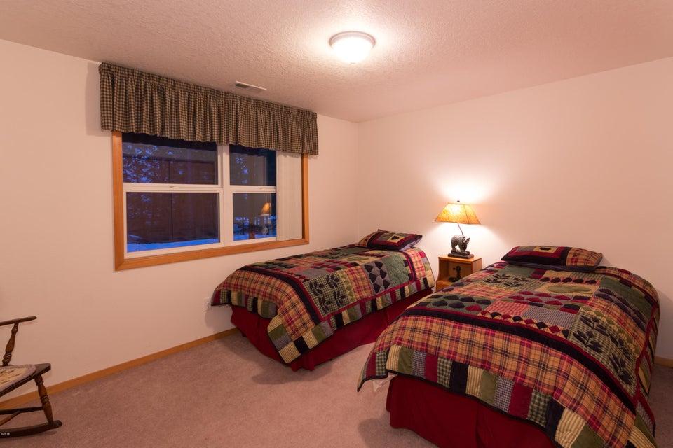 12 - Downstairs Guest Bedroom