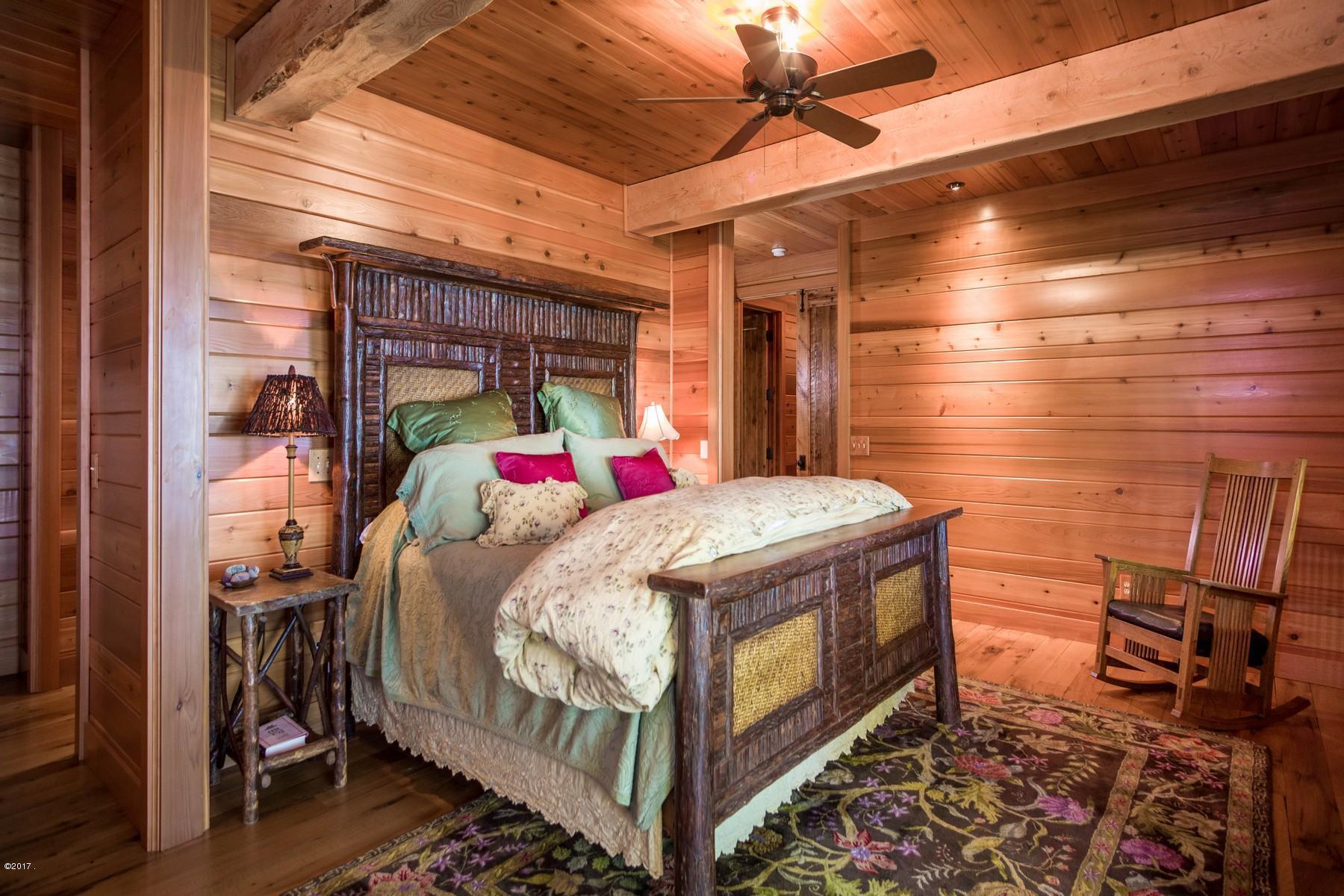 24 Quaint & charming Master bedroom