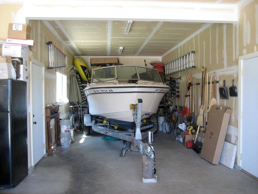 Boat & Toy Storage