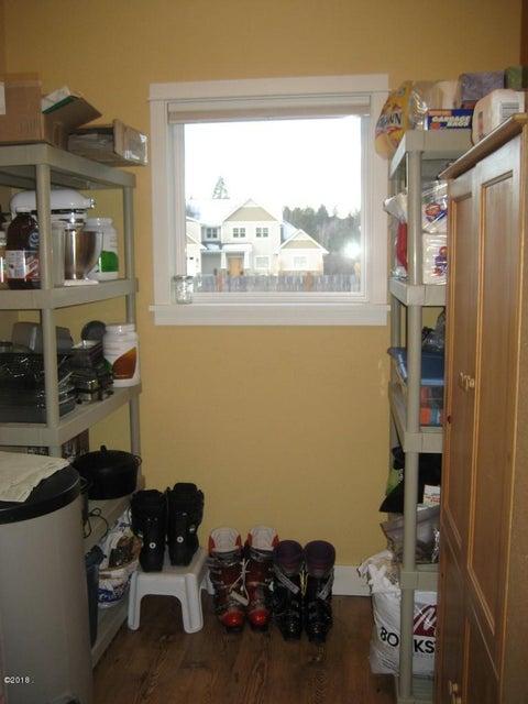 Pantry & Storage Room