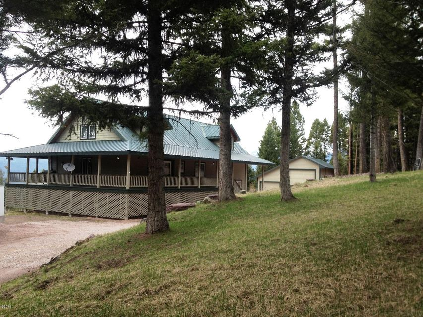 Single Family Home for Sale at 359 Summit Drive 359 Summit Drive Seeley Lake, Montana 59868 United States