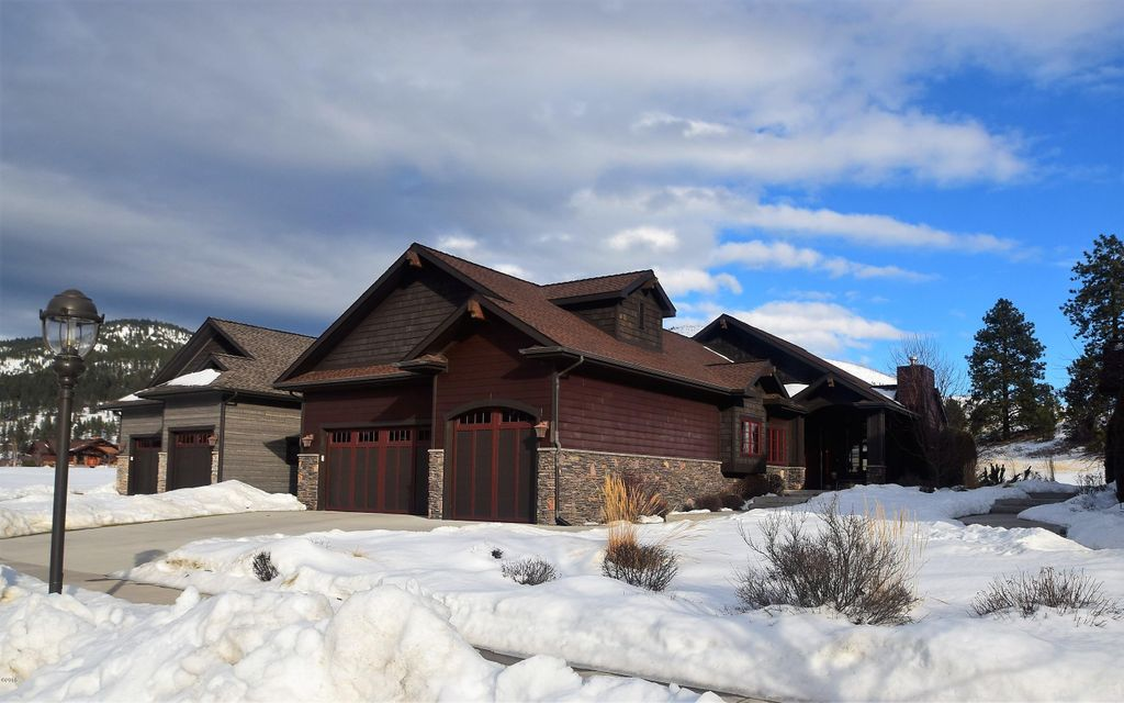 Single Family Home for Sale at 708 Anglers Bend Way 708 Anglers Bend Way Missoula, Montana 59802 United States
