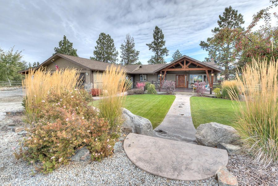 Single Family Home for Sale at 599 Groff Lane 599 Groff Lane Stevensville, Montana 59870 United States