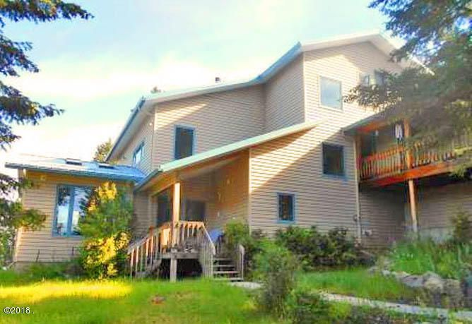 Single Family Home for Sale at 75 Wulf Way 75 Wulf Way Lakeside, Montana 59922 United States