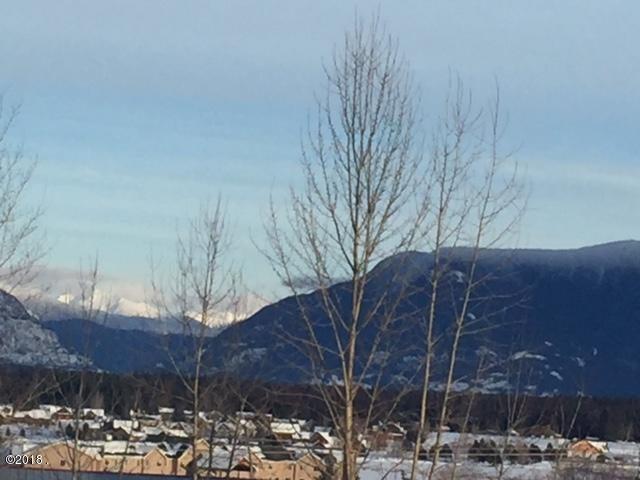 GNP Mountains