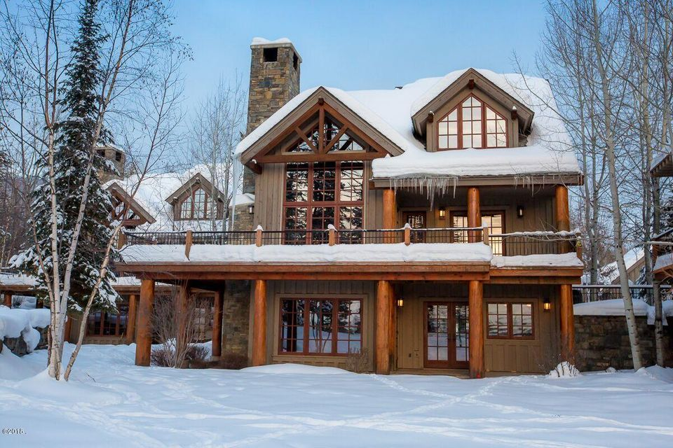 Single Family Home for Sale at 2057 Silverberry Lane 2057 Silverberry Lane Whitefish, Montana 59937 United States