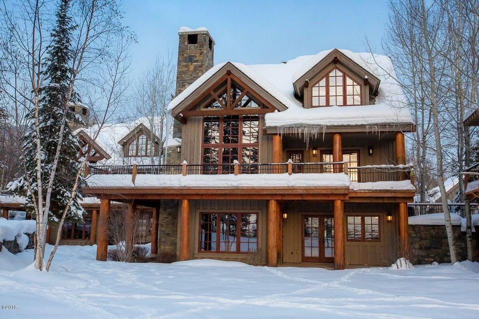 独户住宅 为 销售 在 2057 Silverberry Lane 2057 Silverberry Lane 怀特菲什, 蒙大拿州,59937 美国