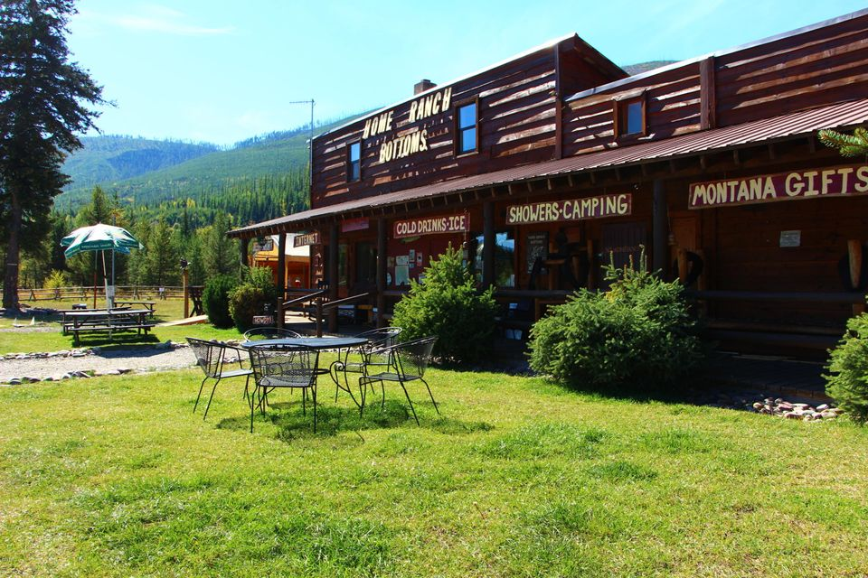 Single Family Home for Sale at 8950 North Fork Road 8950 North Fork Road Polebridge, Montana 59928 United States