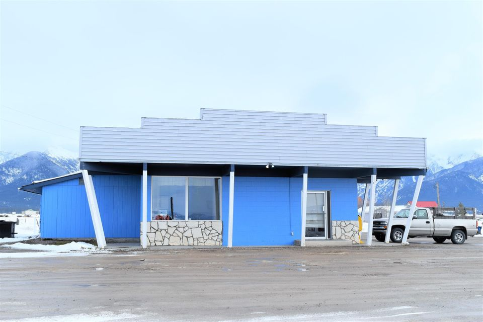 Commercial for Sale at 68056 Hwy 93 68056 Hwy 93 Charlo, Montana 59824 United States