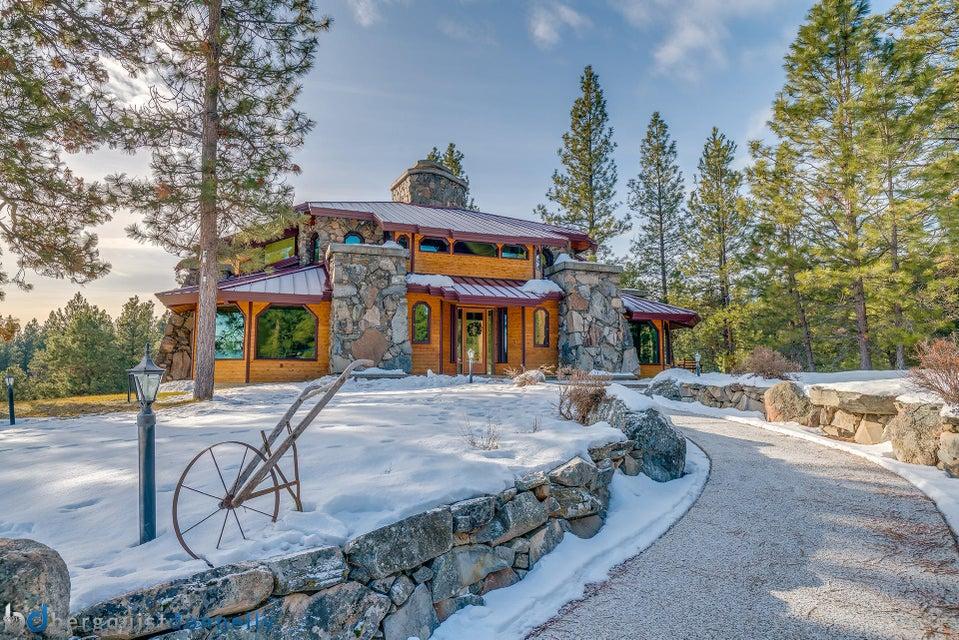 Einfamilienhaus für Verkauf beim 303 South Kootenai Creek Road 303 South Kootenai Creek Road Stevensville, Montana,59870 Vereinigte Staaten