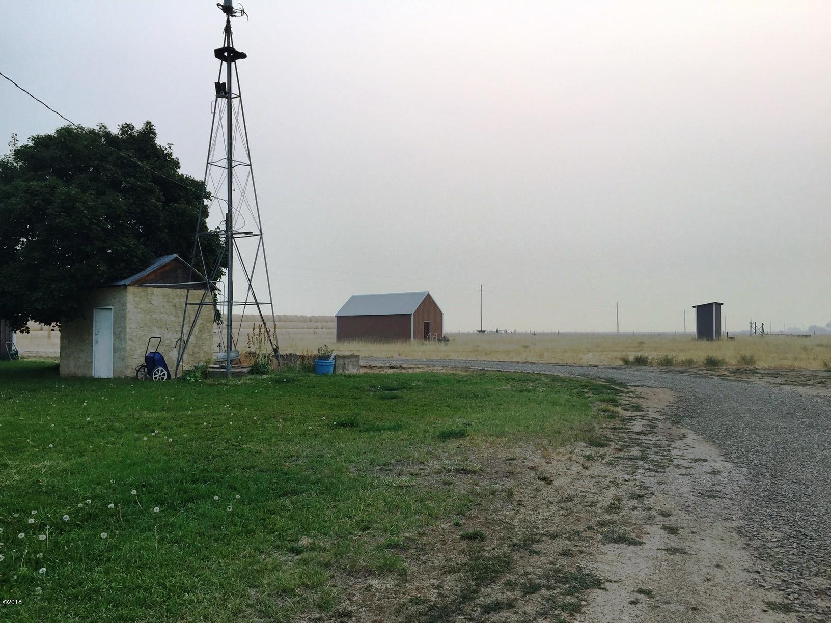 pump house, storage & fuel shed