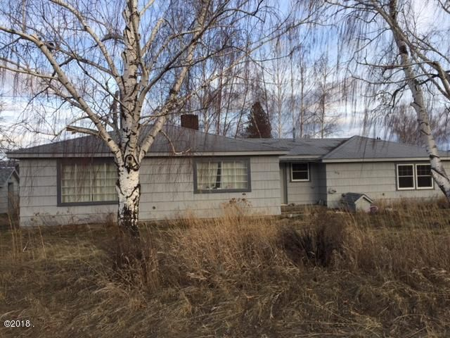 Commercial for Sale at 628 Us Hwy 93 South 628 Us Hwy 93 South Hamilton, Montana 59840 United States