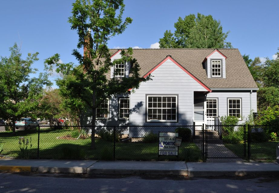 Single Family Home for Sale at 1839 Mansfield Avenue 1839 Mansfield Avenue Missoula, Montana 59801 United States