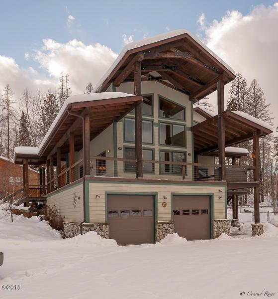 Single Family Home for Sale at 982 Colorado Avenue 982 Colorado Avenue Whitefish, Montana 59937 United States
