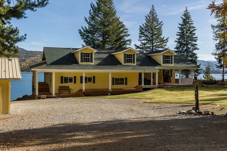 Single Family Home for Sale at 865 Lodgepole Drive 865 Lodgepole Drive Marion, Montana 59925 United States