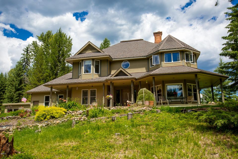 Single Family Home for Sale at 249 Wollan Way 249 Wollan Way Whitefish, Montana 59937 United States