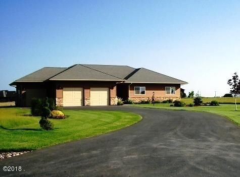 Single Family Home for Sale at 12 Whitetail Meadows Road 12 Whitetail Meadows Road Kalispell, Montana 59901 United States