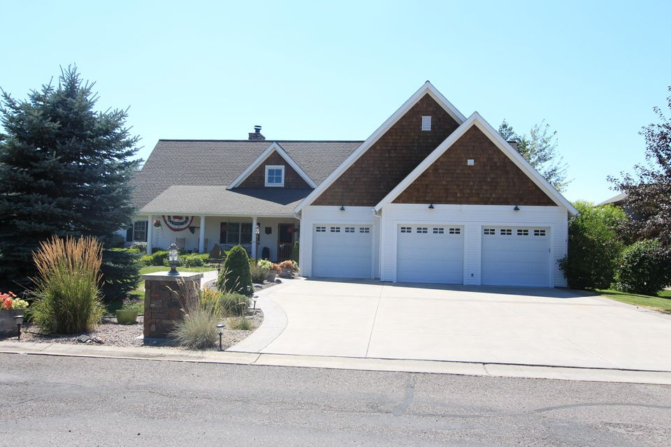 Single Family Home for Sale at 211 Eagle Drive 211 Eagle Drive Polson, Montana 59860 United States