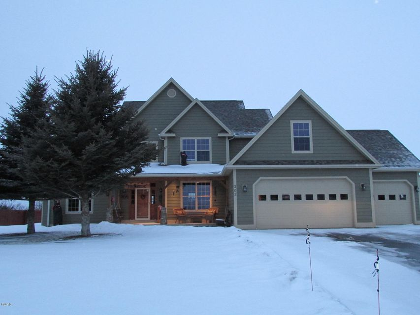 Single Family Home for Sale at 302 West Bowman Drive 302 West Bowman Drive Kalispell, Montana 59901 United States